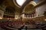«Les Sénats participent ainsi à la cohésion nationale, territoriale, économique et sociale de nos sociétés» (L'hémicycle du Sénat français, au sein du Palais du Luxembourg).