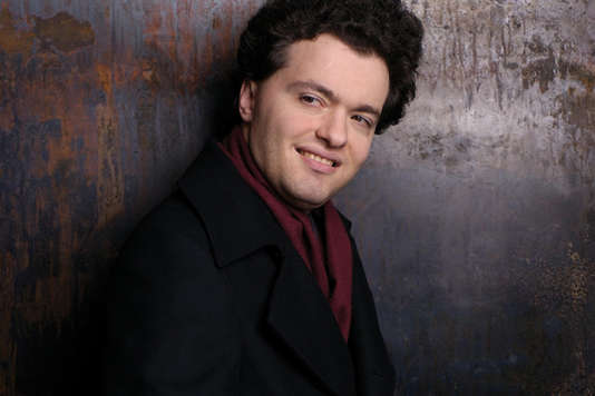 Le pianiste russeEvgeny Kissin.