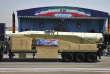 Le missile balistique a été présenté lors d'un défilé militaire marquant l'invasion de l'Iran par l'Irak en 1980.