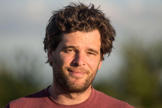 Maxime de Rostolan, fondateur et directeur de Fermes d'avenir.