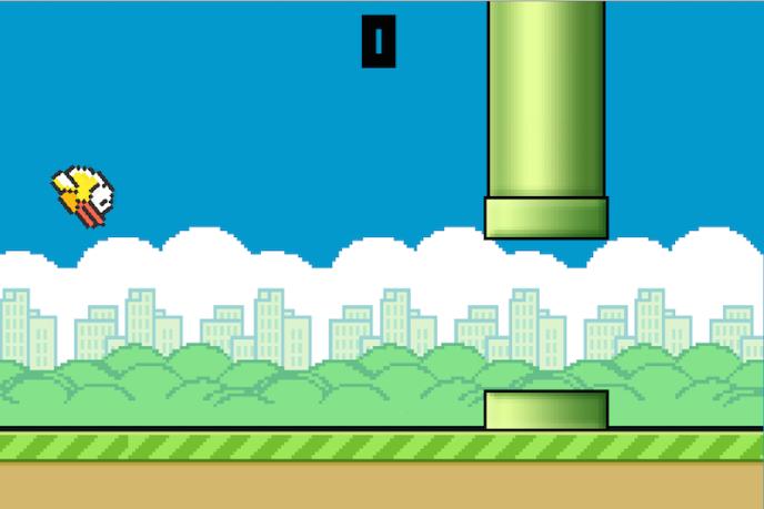 Comme 180 000 applications,« Flappy Bird» n'est plus jouable sur iOS 11.