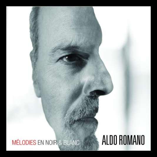 Pochette de l'album« Mélodies en noir & blanc», d'Aldo Romano.