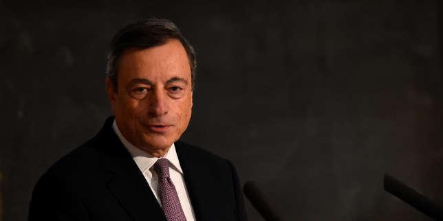 La BCE baisse ses taux et relance son aide monétaire