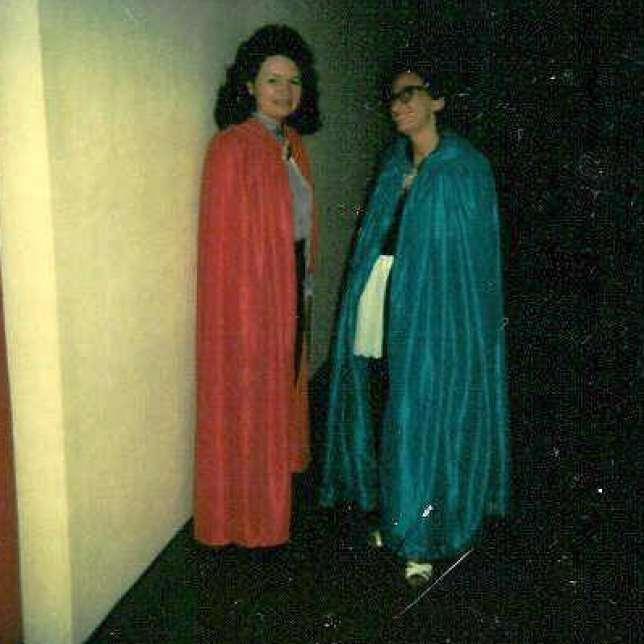 Jean Lorrah et Jacqueline Lichtenberg.