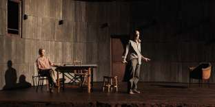 « La Pomme dans le noir », de Clarice Lispector, mis en scène par Marie-Christine Soma à la MC93 de Bobigny.