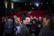 """Juliette Binoche après la projection """"Un beau soleil intérieur"""" de Claire Denis à l'Opéra Gaumont, Paris, France - 23/09/2017"""