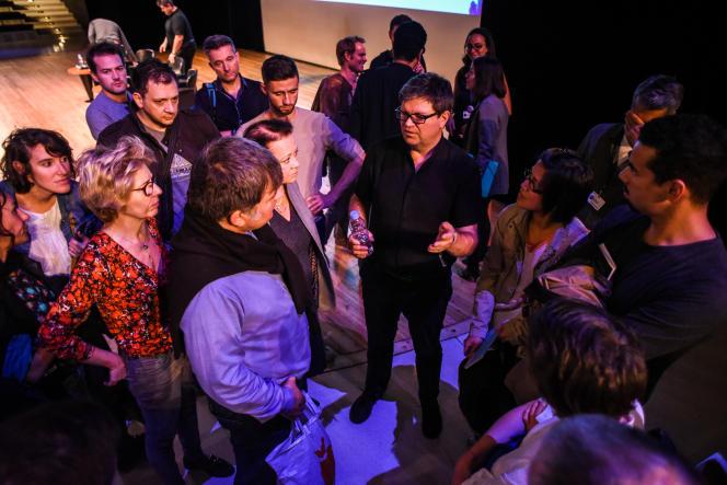 Yann LeCun a poursuivi la conversation avec le public de l'Opéra Bastille.