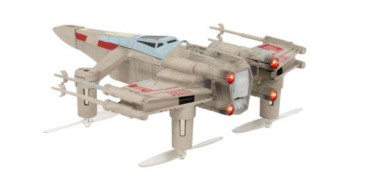 Le X-Wing.