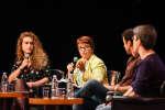 """Conférence """"Demain, tous vegan ?"""" avec Audrey Garric, Christiane Lambert, Brigitte Gothiere, et Renan Larue"""