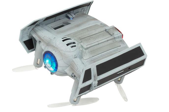 Tie Advanced X1, le vaisseau de Dark Vador.