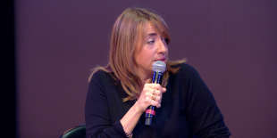 Katharine Viner, rédactrice en chef du « Guardian »