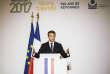 Emmanuel Macron à Paris, vendredi 22 septembre.