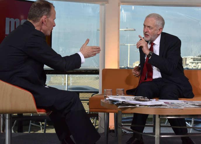 Interviewé par la BBC, dimanche24 septembre, le chef des travaillistes, Jeremy Corbyn,a émis des doutes sur le bien-fondé d'un maintien du Royaume-Uni dans le marché unique européen.