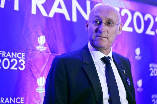 Bernard Laporte, à Paris, le 7septembre 2017.