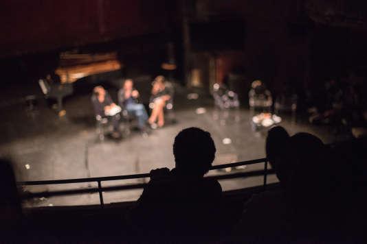 La «Nuit de rêves » du Monde Festival, le 23 septembre, au Théâtre des Bouffes du Nord.