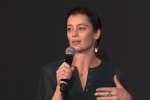 Aurélie Dupont, directrice de la danseà l'Opéra national de Paris, au Monde Festival.
