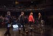 «Que reste-il aux architectes ?», un débat avec Christian de Portzamparc, Patrick Bouchain, Corinne Valls et Jean-Luc Poidevin, modéré par Michel Guerrin, aux Bouffes du Nord,le 23 septembre.