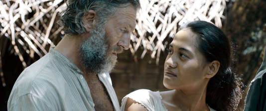 Vincent Cassel et Tuhei Adams dans« Gauguin», d'Edouard Deluc.