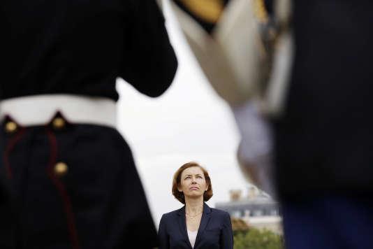 Florence Parly, la ministre des armées, à Paris, en septembre 2017.