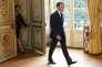 Emmanuel Macron, président de la République, et Muriel Pénicaud, ministre du travail, à l'Elysée, le 22 septembre.