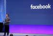 Mark Zuckerberg, le fondateur de Facebook, lors d'une conférence, à San Francisco, le 12 avril 2016.