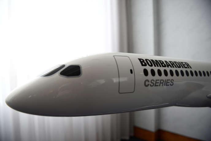 Les Etats-Unis adoptent des droits antidumping contre Bombardier