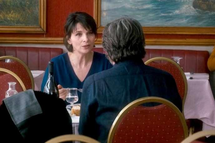 Juliette Binoche dans le film français de Claire Denis,« Un beau soleil intérieur».