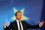 « L'Europe risque de voir la croissance issue de l'innovation lui échapper»(Photo: Emmanuel Macron à la Sorbonne le 26 septembre).