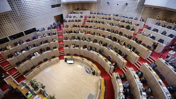 Les citoyens ont du mal à identifier les domaines d'intervention des conseils régionaux (ici, celui des Pays de la Loire).