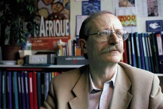 François-Xavier Verschave auteur de« Complicité de génocide» (La Découverte, 1994).