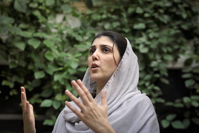 Ayesha Gulalai a refusé de dévoiler les messages envoyés par Imran Khan par crainte de représailles.