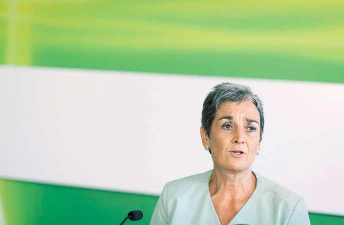 Ulrike Lunacek a été, en 1995, la première femme politique autrichienne à assumer son homosexualité.