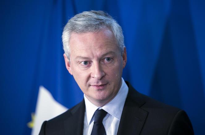 Bruno Le Maire a déclaré, dans une conférence de presse, que «l'Etat n'a pas vocation à être assis sur un strapontin dans les conseils d'administration (…) sans pouvoir intervenir».