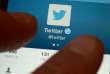 Twitter sur un IPhone.