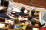 A l'Assemblée nationale, le 26 septembre.