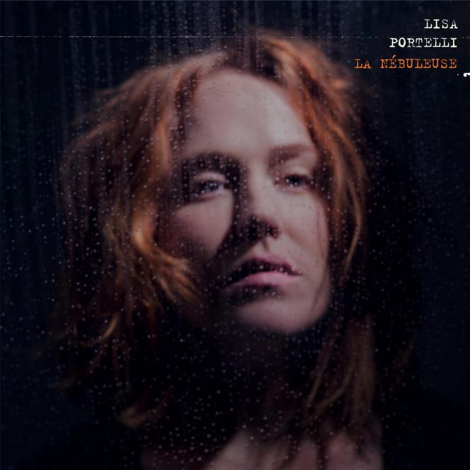 Pochette de l'album« La Nébuleuse», de Lisa Portelli.