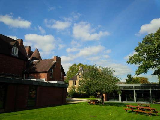 Kellogg College, l'un des plus récents colleges d'Oxford, où Noé Michalon va étudier.