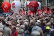 Le 28 septembre à Paris, lors d'une manifestation pour la défense du pouvoir d'achat des retraités.