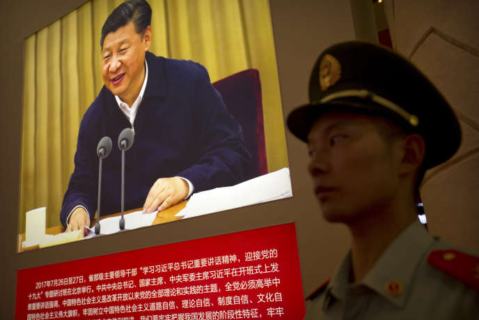 « Les deux pays contribuent déjà à modeler la nouvelle mondialisation, où le commerce ralentit et les investissements s'accélèrent» (Xi Jinping, le 28 septembre 2017, à Pékin).