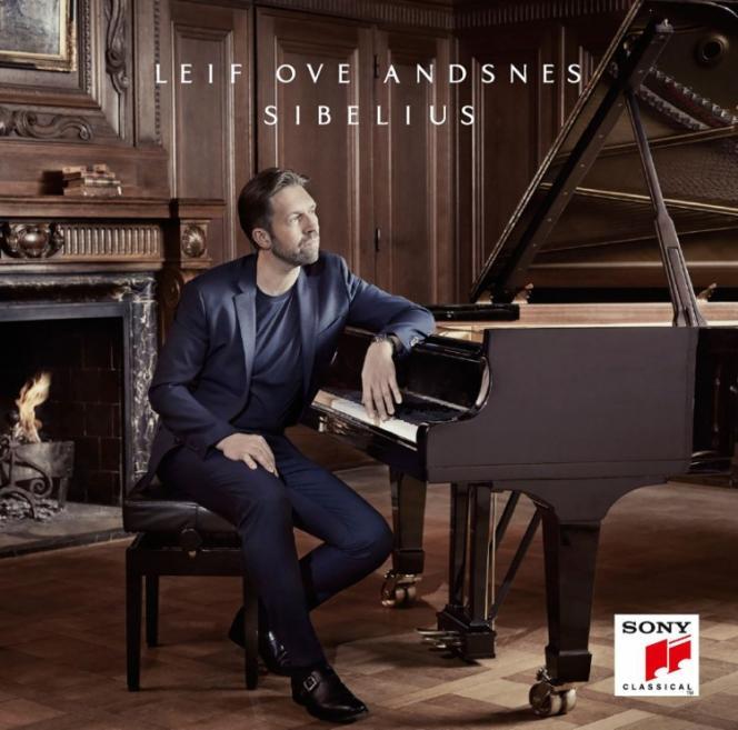 Pochette de l'album consacré à Jean Sibelius par le pianiste Leif Ove Andsnes.