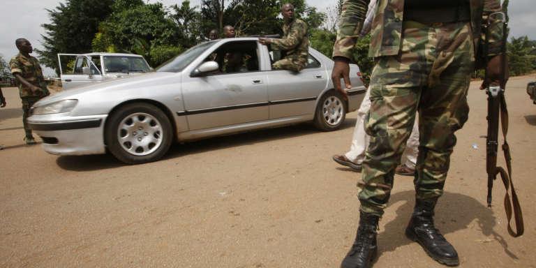 Importante cache d'armes découverte dans un quartier d'Abidjan — Côte d'Ivoire
