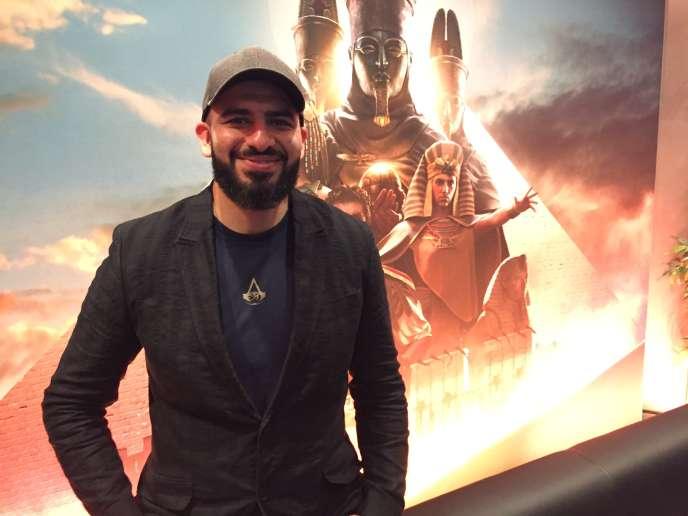 Ashraf Ismail, ancien développeur sur«FIFA», dirige aujourd'hui«Assassin's Creed Origins».