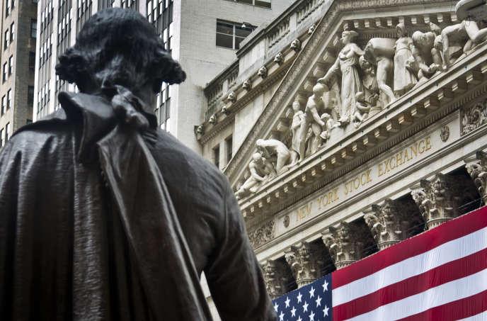 «Beaucoup de morts dans ce capitalisme, où la durée de vie d'une entreprise à la cote n'est que de sept ans et demi» (Photo: New York Stock Exchange).