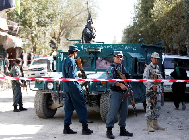 Le dernier attentat en date d'une longue série contre des mosquées chiites de la capitale afghane avait fait six morts, le 29 septembre, à la veille des célébrations de l'Achoura