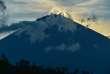 Le volcan du mont Agung gronde depuis le mois d'août.