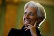Christine Lagarde a toutefois relevé des menaces,comme un niveau de dette élevé dans de nombreux pays.