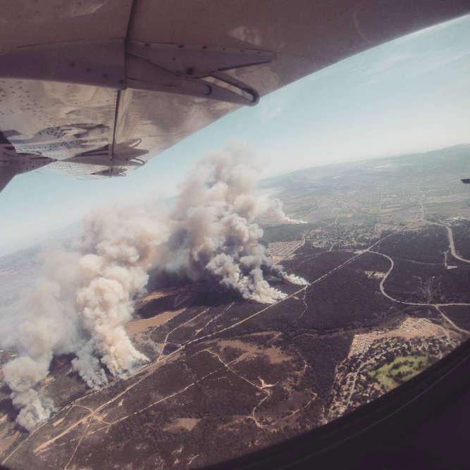 Ces dégâts s'expliquent notamment par l'extrême rapidité des incendies, attisés par des vents forts.