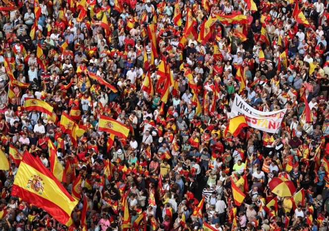 A Madrid, le 30 septembre.