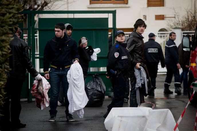 La fusillade devant une école juive à Toulouse avait fait quatre morts, le 19 mars 2012.