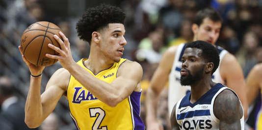 Lonzo Ball sera-t-il la star que les Lakers attendent depuis la retraite de Kobe Bryant ?